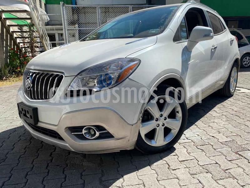 Buick Encore CXL Premium usado (2016) color Blanco precio $243,000