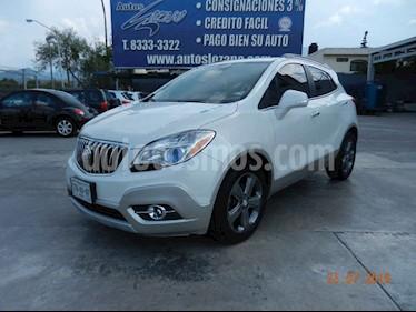 Buick Encore CXL Premium usado (2015) color Blanco precio $229,900