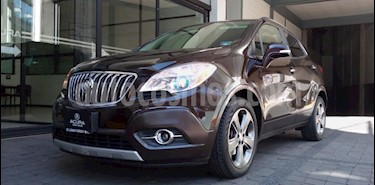 Buick Encore 5P PREMIUM 1.4T TA PIEL QC GPS RA-18 usado (2014) precio $218,000