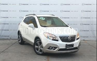 Buick Encore CXL Premium usado (2014) color Blanco Perla precio $245,000
