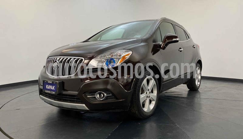 Buick Encore CXL Premium usado (2016) color Blanco precio $272,999