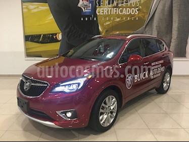 Foto venta Auto usado Buick Envision 5p Premium CXL L4/2.0/T Aut AWD (2018) color Rojo precio $677,700
