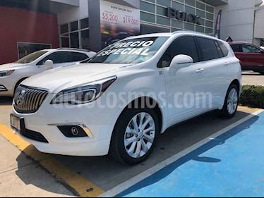 Foto venta Auto usado Buick Envision CXL (2017) color Blanco precio $490,000