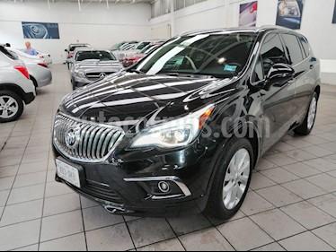 Foto venta Auto usado Buick Envision CXL (2016) color Negro Onix precio $449,000