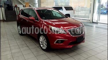 Foto venta Auto usado Buick Envision CXL (2018) color Rojo Metalizado precio $570,000