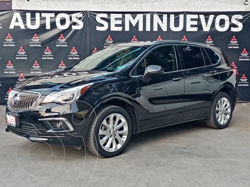 Buick Envision CXL usado (2018) color Negro precio $379,000