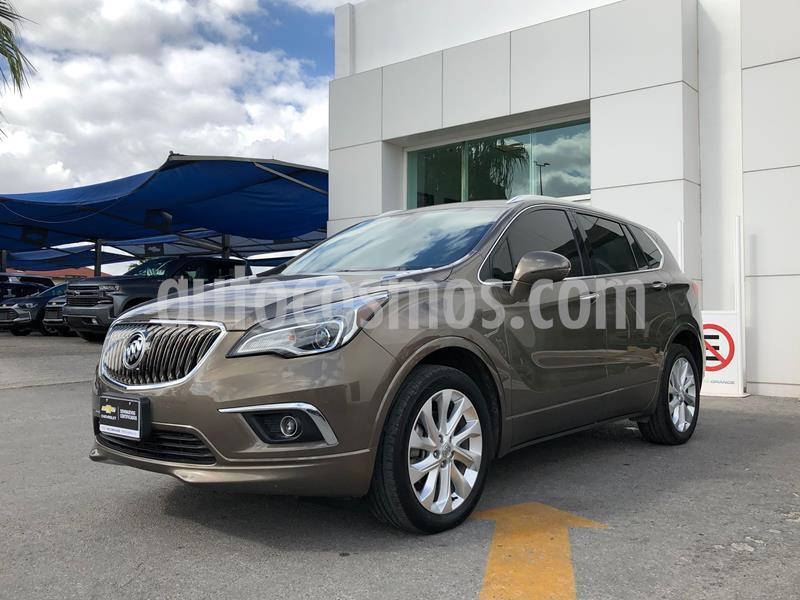 Buick Envision CXL usado (2017) color Cafe precio $420,000