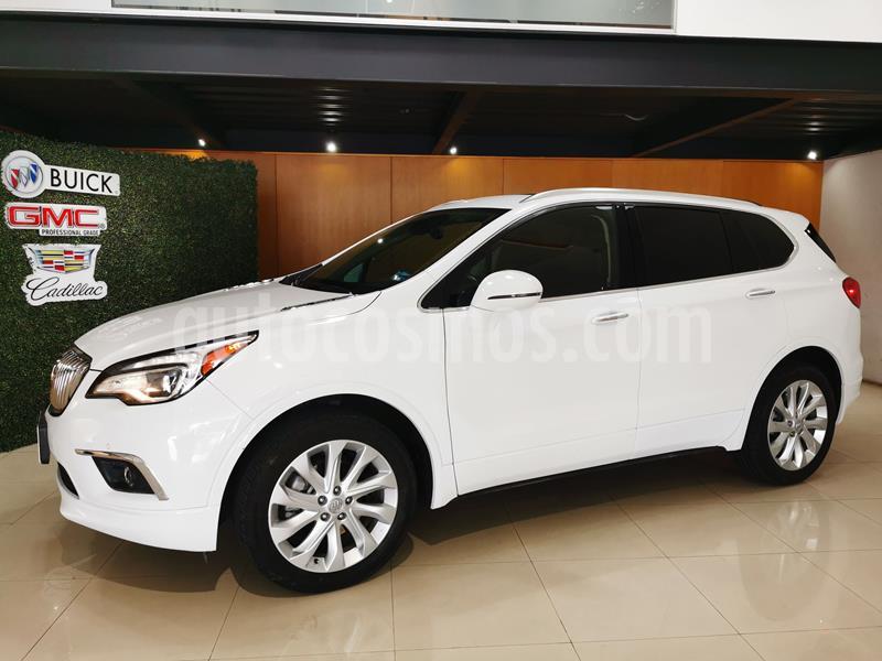Buick Envision CXL usado (2017) color Blanco precio $355,000