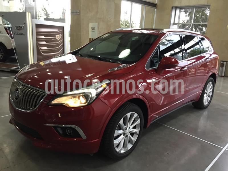 Buick Envision CXL usado (2016) color Rojo Cobrizo precio $299,000