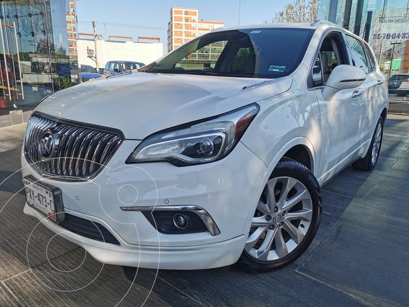 Foto Buick Envision CXL usado (2016) color Blanco precio $375,000