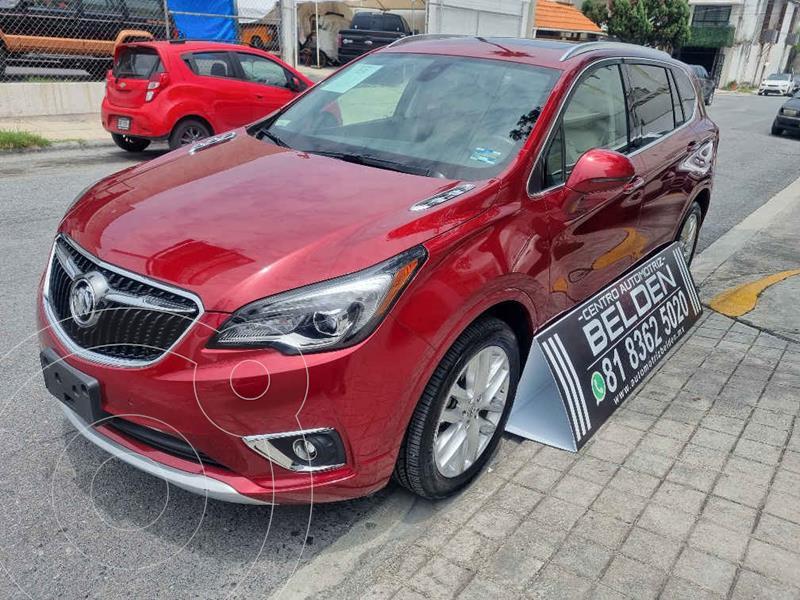 Foto Buick Envision CXL usado (2019) color Rojo precio $528,000