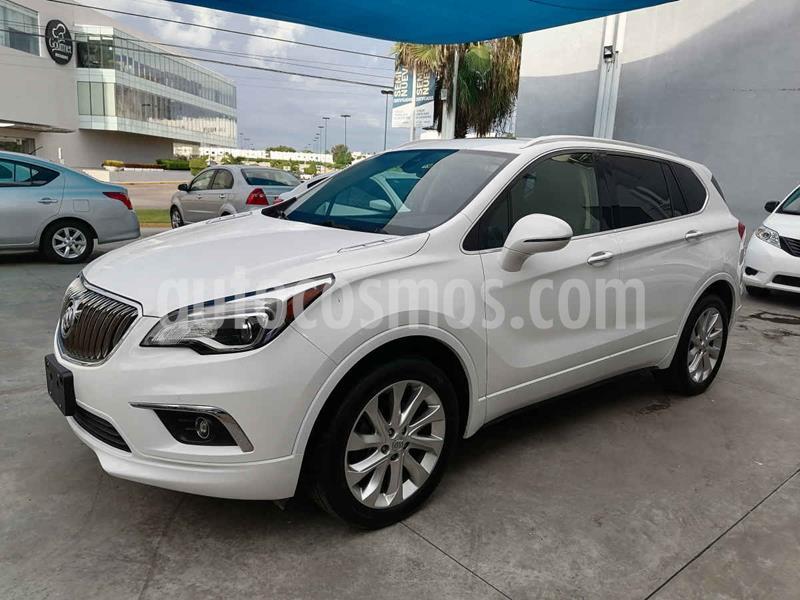 Buick Envision CXL usado (2016) color Blanco precio $325,000