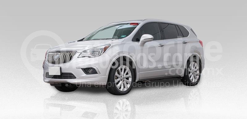 Buick Envision CXL usado (2016) color Plata Dorado precio $300,000