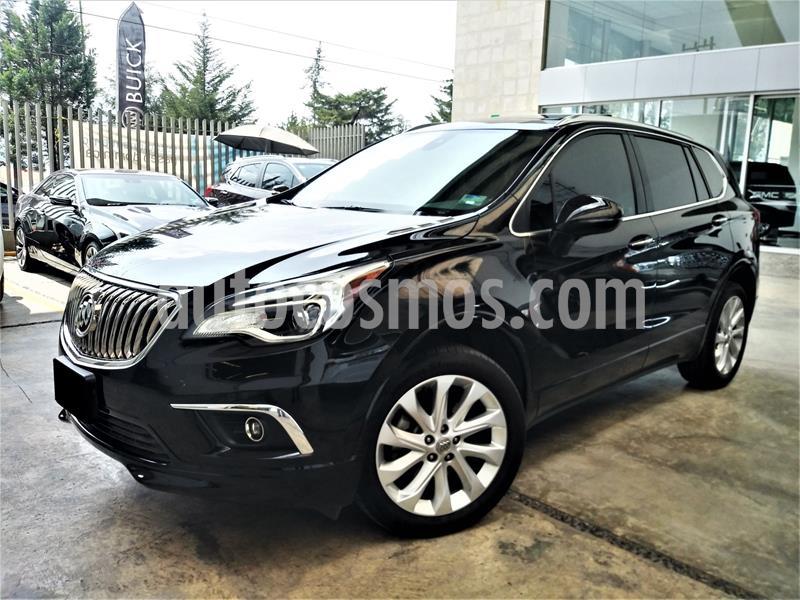 Buick Envision CXL usado (2018) color Negro precio $450,000