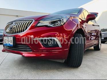 Buick Envision CXL usado (2017) color Rojo precio $389,000