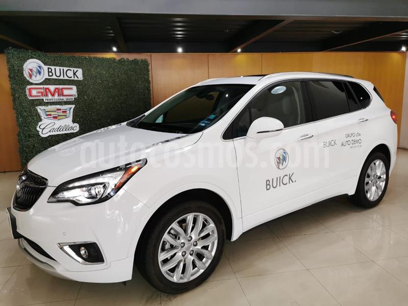 Buick Envision CXL usado (2020) color Blanco precio $640,000