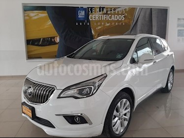 Buick Envision 5P L4 2.0T TA PIEL QCP RA-19 usado (2016) color Blanco precio $358,900
