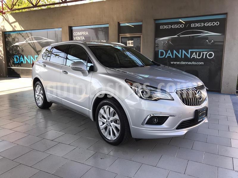 Buick Envision CXL usado (2017) color Plata Dorado precio $339,000