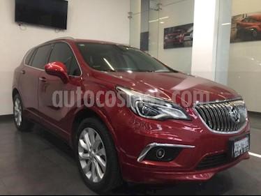 Buick Envision 5p Premium CXL L4/2.0/T Aut AWD usado (2016) color Rojo precio $369,900