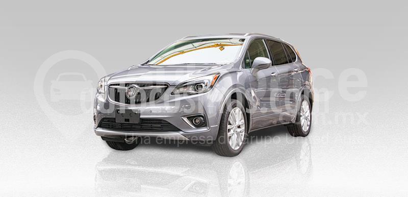 Buick Envision CXL usado (2019) color Plata Dorado precio $580,000