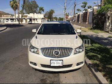 Buick LaCrosse 3.6L Paq C usado (2011) color Blanco Diamante precio $195,000