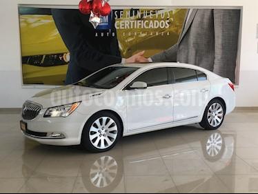 Foto venta Auto usado Buick LaCrosse 4p V6/3.6 Aut (2014) color Blanco precio $308,900
