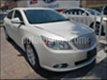 Buick LaCrosse CXS usado (2011) color Blanco precio $196,000