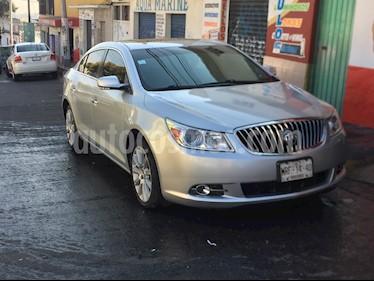 Buick LaCrosse 3.6L Paq C usado (2013) color Plata precio $190,000