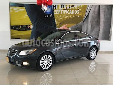 Foto venta Auto usado Buick Regal 4p Premium L4/2.0/T Aut (2013) color Negro precio $205,000