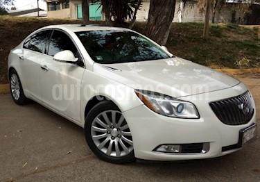 Foto venta Auto usado Buick Regal 4p Premium L4/2.0/T Aut (2013) color Blanco precio $215,000