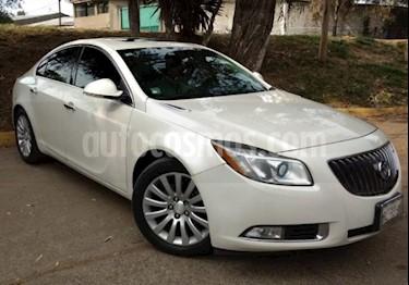 Foto venta Auto usado Buick Regal 4p Premium L4/2.0/T Aut (2013) color Blanco precio $190,000