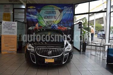 Foto venta Auto usado Buick Regal GS (2015) color Negro precio $319,000