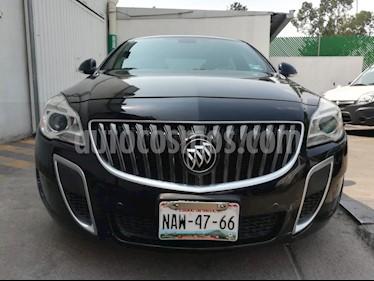 Buick Regal Premium Turbo usado (2016) color Negro precio $260,000
