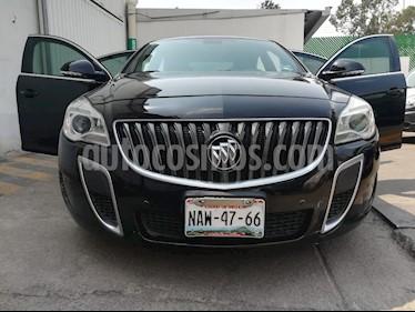 Buick Regal Premium Turbo usado (2016) color Negro precio $255,000