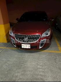 Foto venta Auto usado Buick Regal Premium Turbo (2016) color Rojo Tinto precio $370,000