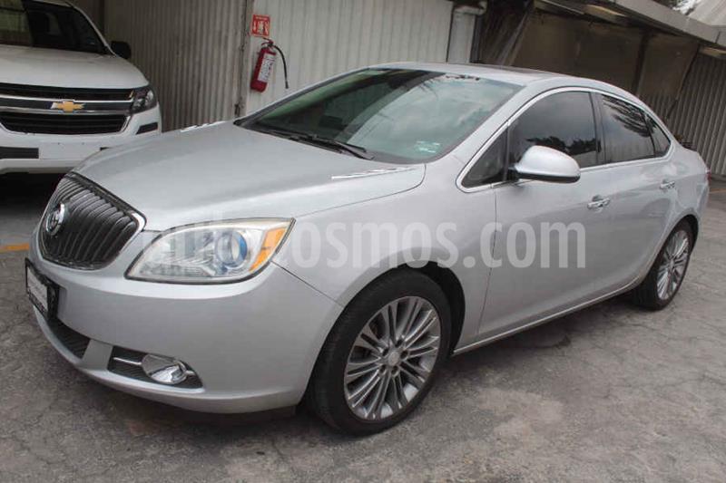 Buick Verano Tela usado (2013) color Plata precio $165,000