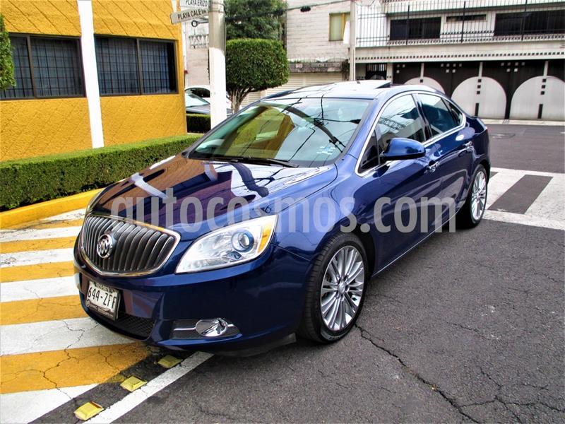 Buick Verano Premium Turbo usado (2013) color Azul Profundo precio $159,900