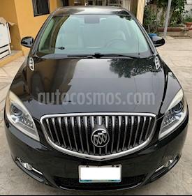 Buick Verano Tela usado (2014) color Carbon precio $185,000