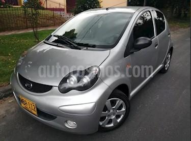 Foto venta Carro usado BYD F0 1.0L Especial (2012) color Plata precio $14.500.000