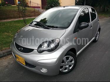 Foto venta Carro usado BYD F0 1.0L (2012) color Plata precio $14.500.000