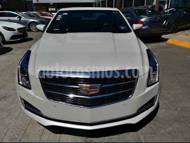 Foto Cadillac ATS Coupe 2.0L usado (2015) color Blanco precio $380,000