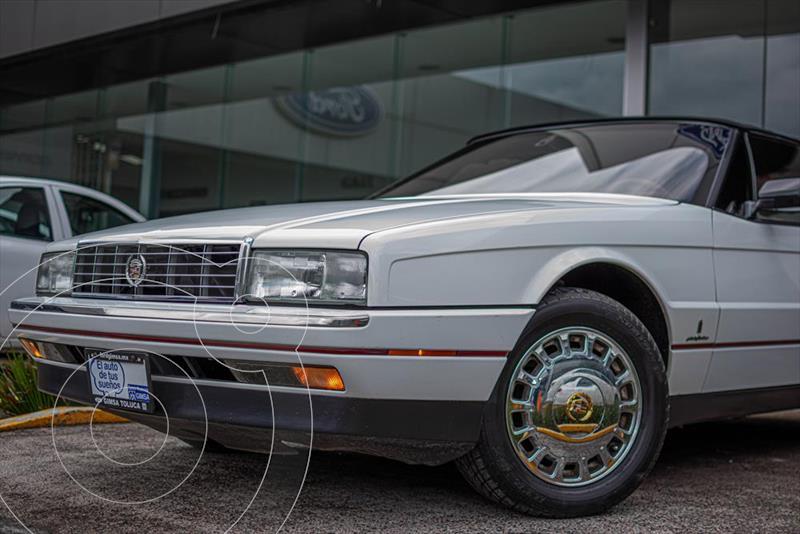 Foto Cadillac ATS Coupe ALLANTE usado (1991) color Blanco precio $200,000
