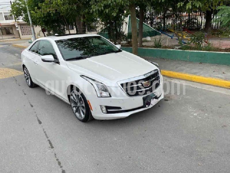 Cadillac ATS Coupe 2.0L usado (2018) color Blanco precio $540,000