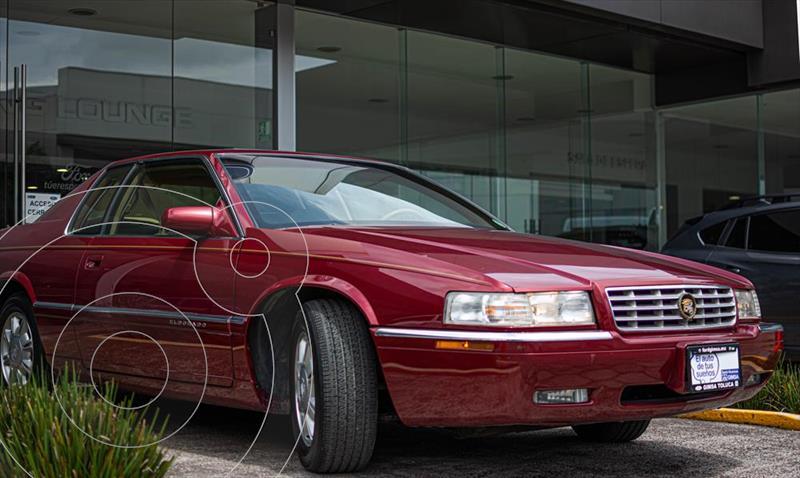 Foto Cadillac ATS Coupe EL DORADO usado (1995) color Rojo precio $150,000