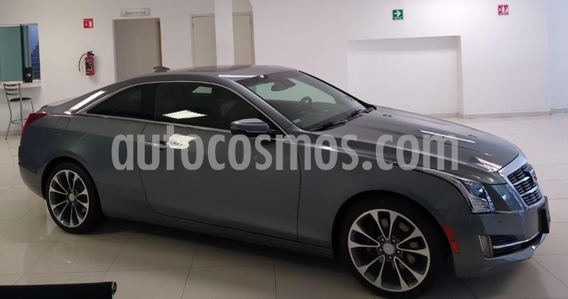Cadillac ATS Coupe 2.0L usado (2019) color Gris precio $650,000