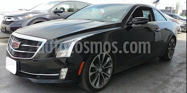 Foto venta Auto Seminuevo Cadillac ATS 2p Coupe L4/2.0/T Aut (2015) color Negro precio $385,000