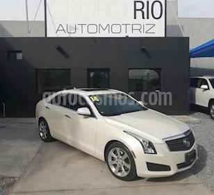 Foto venta Auto usado Cadillac ATS Luxury (2014) color Blanco Diamante precio $290,000
