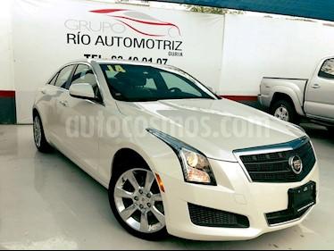 Foto venta Auto usado Cadillac ATS Luxury (2014) color Blanco Diamante precio $298,000