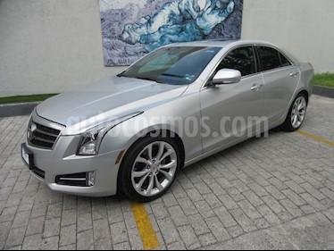 Foto venta Auto usado Cadillac ATS Luxury (2014) color Plata precio $295,000