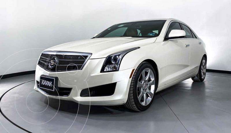 Cadillac ATS Luxury usado (2014) color Blanco precio $264,999